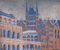 St Pancras from Midland Road
