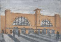 Kings Cross Station Front