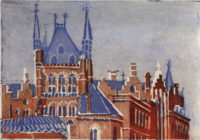 St Pancras from north